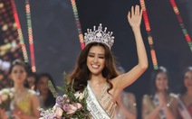 Hoa hậu Hoàn vũ Việt Nam 2019 gọi tên cô gái TP.HCM Nguyễn Trần Khánh Vân