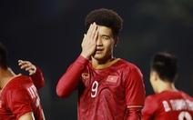 U22 Việt Nam - Campuchia (hiệp 2) 4-0: Việt Nam có bàn thứ 4