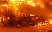 Cháy nhà đau lòng ở quận 9 ngày 27 tết, 5 người thiệt mạng