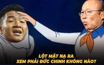 'Song sát' Tiến Linh - Đức Chinh pressing mạng xã hội