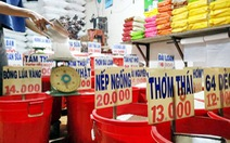 'Thái mềm, Thái dẻo, Thái thơm'... té ra là gạo Việt trộn