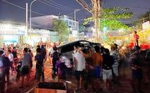 Vụ tài xế trúng đạn tử vong ở Bình Chánh: Trên xe chở thuốc lá lậu