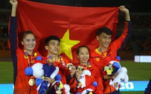 Bảng xếp hạng huy chương SEA Games ngày 7-12: Việt Nam vẫn hạng ba