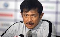 HLV U22 Indonesia: 'Không ngại đối thủ nào! Chúc Việt Nam may mắn!'