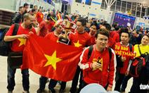 Vietnam Airlines tăng 6 chuyến đến Philippines 'tiếp lửa' U22 Việt Nam