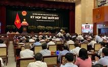 HĐND TP.HCM khai mạc kỳ họp cuối năm 2019