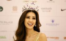 Cận cảnh nhan sắc tân Hoa hậu Hoàn vũ Việt Nam Nguyễn Trần Khánh Vân