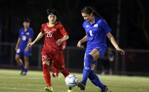 Việt Nam - Thái Lan (hiệp phụ 2) 0-0