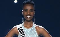 Người đẹp Nam Phi Zozibini Tunzi giành vương miện Miss Universe 2019
