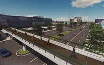 TP.HCM xây cầu đi bộ ở bến xe miền Tây