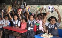 Trường học Ấn Độ dạy yoga, thiền để học sinh phi bạo lực