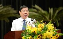 Chủ tịch Nguyễn Thành Phong: Thành phố trên 10 triệu dân cần mức điều tiết ngân sách cao hơn
