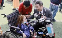 ĐH Duy Tân chế tạo xe lăn điện cho người khuyết tật Đà Nẵng