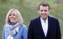 Bà Macron được ví như 'Hoàng hậu Marie Antoinette mới' của Pháp