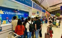 Hàng không tung 2 triệu vé máy bay Tết Canh Tý