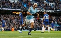 Aguero lập hat-trick, M.C đại thắng Chelsea 6-0