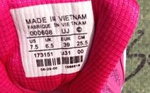 Cảnh báo hàng ngoại mượn xuất xứ Việt Nam để hưởng miễn thuế