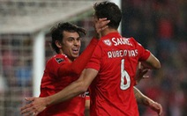 Thắng 10-0, Benfica đi vào lịch sử Bồ Đào Nha