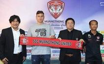 Đặng Văn Lâm: 'Thai League hơn V-League nhưng tuyển VN giỏi hơn Thái Lan'