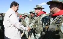 Ông Maduro khởi động cuộc tập trận lớn nhất lịch sử Venezuela