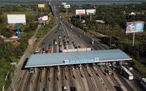 'Cấm' xe lưu thông trên cao tốc là trái luật