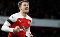 Cập bến Juve, Ramsey trở thành cầu thủ Anh hưởng lương cao nhất thế giới