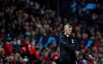 HLV Solskjaer: 'Manchester United cần thêm kinh nghiệm từ các trận đấu như với PSG'