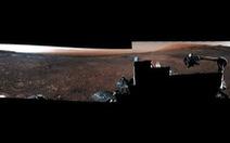 Bất ngờ hình ảnh 360 độ mới nhất về sao Hỏa