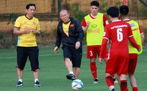 VFF tìm trợ lý ngôn ngữ mới cho HLV Park Hang Seo