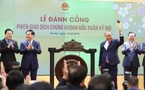 Huy động vốn qua kênh chứng khoán: VN thành công nhất Đông Nam Á