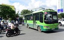 Tìm hướng tháo gỡ khó khăn cho xe buýt