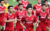 Đội tuyển Việt Nam vẫn chờ trận 'siêu cúp' với đội tuyển Hàn Quốc
