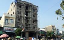 Chưa kịp xử lý vi phạm, tòa nhà 4 tầng đã làm chết 3 người