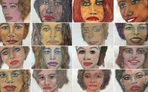 Thú nhận giết 90 người, Samuel Little vẽ chân dung các nạn nhân