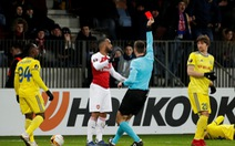 Giữ bóng 77%, có 16 cú sút, Arsenal vẫn phơi áo ở Belarus