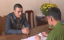 Khởi tố thanh niên cho vay lãi nặng, dọa chặt tay con nợ