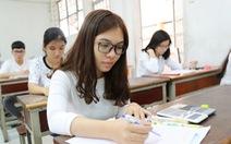 ĐH Quốc gia TP.HCM tiếp tục tổ chức hai đợt thi năng lực, tăng điểm thi