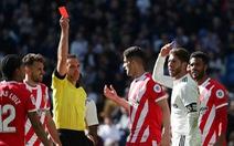 'Thảm họa' Sergio Ramos hại Real Madrid phơi áo tại Bernabeu