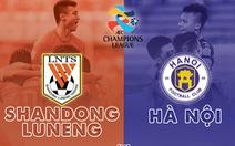 Shandong Luneng mạnh hơn Hà Nội FC như thế nào?