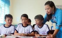 Cô giáo Thùy tạo việc làm cho phụ huynh
