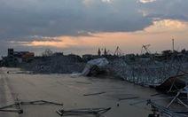 Hàng chục nhà dân bị thiệt hại do dông lốc, mưa đá ở các tỉnh phía Bắc