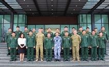 Sẽ có thêm nhân sự Việt tham gia lực lượng gìn giữ hòa bình Liên Hiệp Quốc
