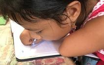 Ước mơ của cô học trò lớp 3 không tay, không chân