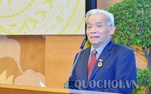 Nguyên phó chủ tịch Quốc hội, Anh hùng Nguyễn Phúc Thanh qua đời