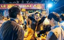 2.000 nhân viên an ninh thức trắng đêm với hàng nghìn người xin ấn đền Trần