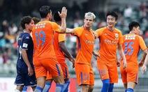 Shandong Luneng hứa thưởng 'khủng' nếu thắng CLB Hà Nội