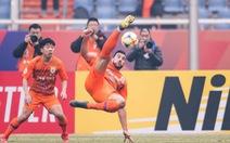 Thua Shandong Luneng, Hà Nội chia tay AFC Champions League