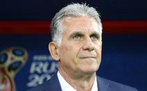 HLV Carlos Queiroz: Qatar hỗ trợ tài chính cho Iran ở Asian Cup 2019