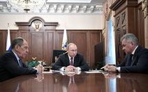 Nga tuyên bố ngưng Hiệp ước INF với Mỹ, sẽ sản xuất tên lửa siêu thanh