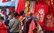 Không phải tết truyền thống, kinh doanh dịp Tết Kỷ Hợi ở Thái vẫn khởi sắc